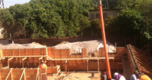 Basement Retaining Walls
